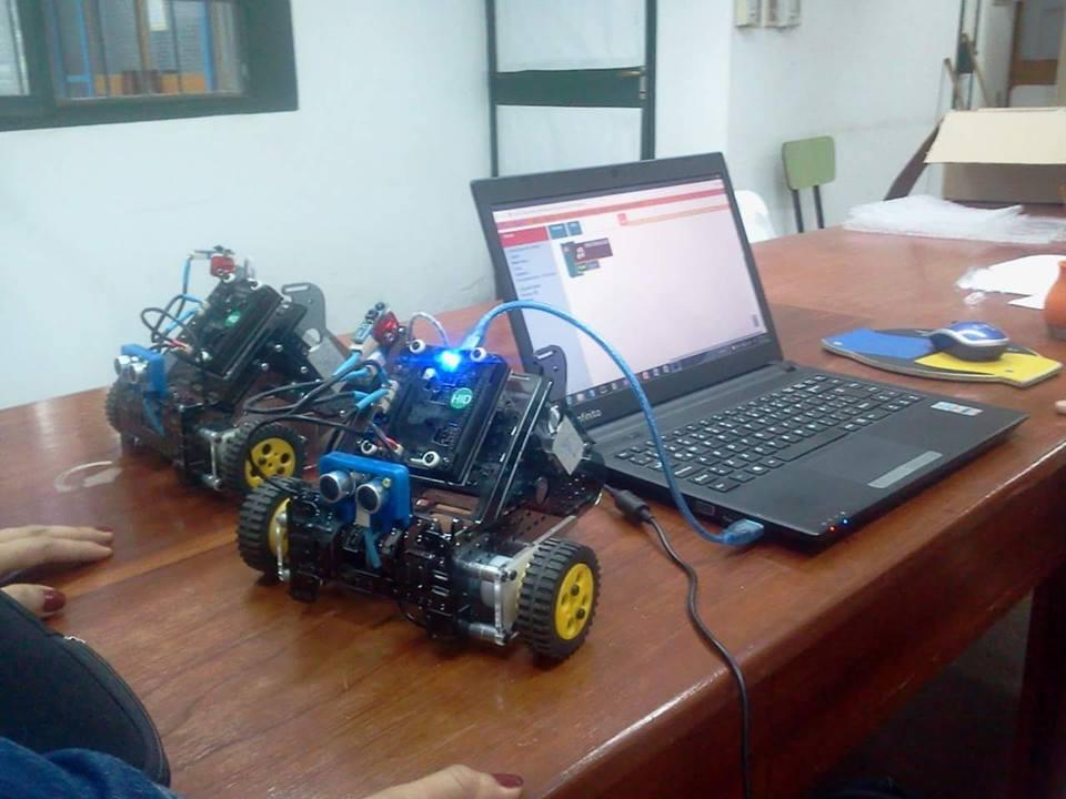 Robot N6 - Arduino
